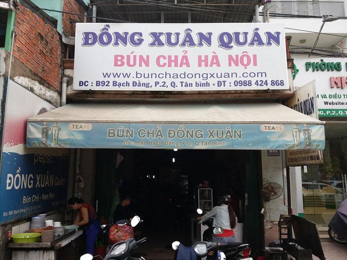 Dong Xuan Restaurant