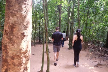Cu Chi - historical place and its untold stories