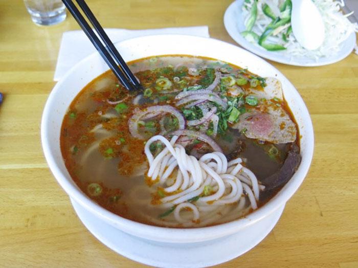 Bun bo Hue - Hue beef noodles soup