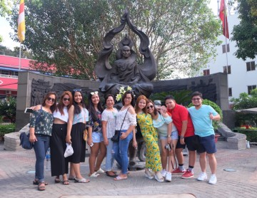 Saigon Morning and Afternoon City Historical Tour By Motorbike
