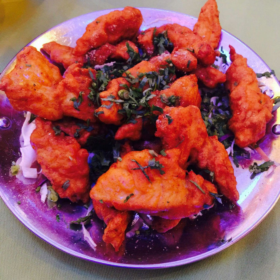 Food in ganesh restaurant