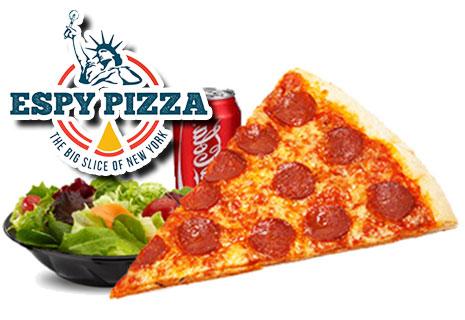 Espy Pizza – New York City Pizza Fun - By The Slice!