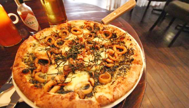 Pizza 4P's - The Japanese Approach to Gourmet Pizza in Ho Chi Minh City