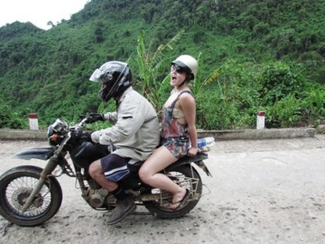 Instructions for renting motorbikes in Ho Chi Minh City