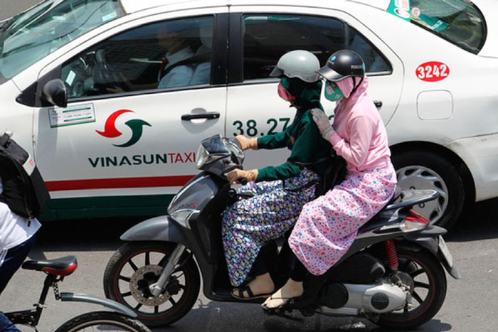 Taxi in ho chi minh city