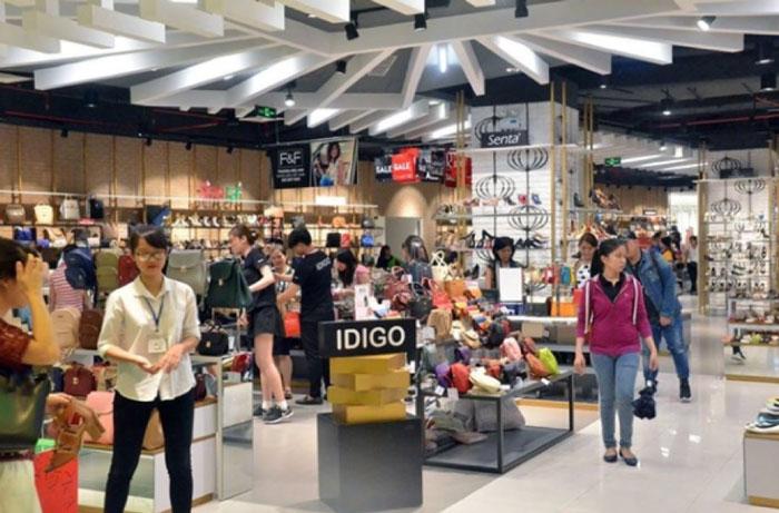 insideCrescent Mall