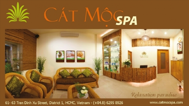 Cat Mon Spa in ho chi minh city