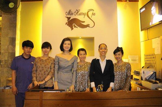 Moc Huong Spa in ho chi minh city