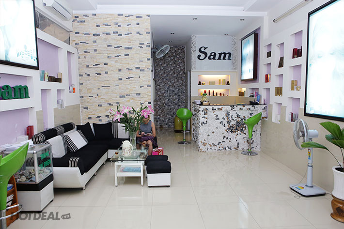 Sam Spa in ho chi minh city