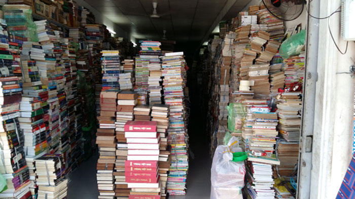 Old book town