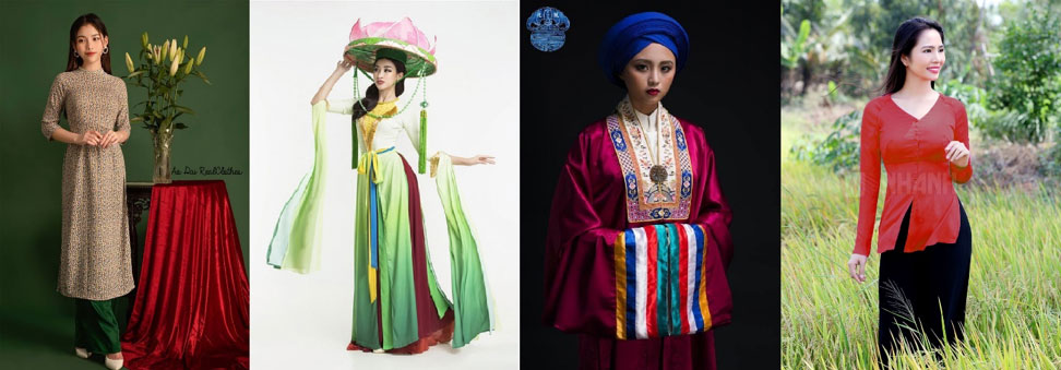 A short introduction of Vietnamese traditional costumes