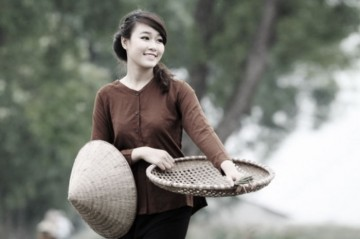 Traditional costumes in Vietnam