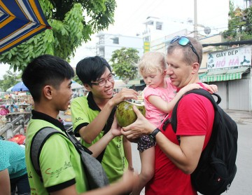 Vegetarian Tour in Saigon