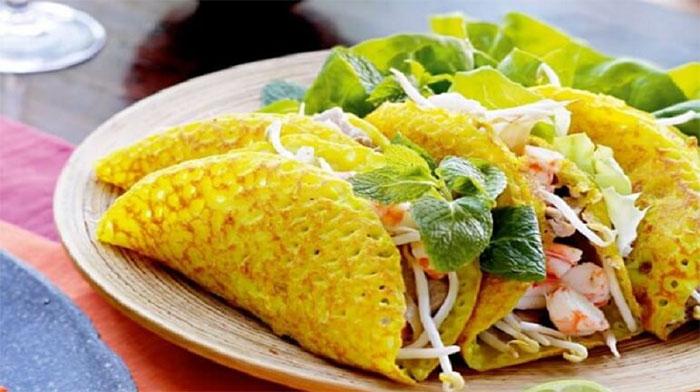 Vietnamese pancake – Banh Xeo